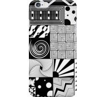 Doodle Mashup iPhone Case/Skin