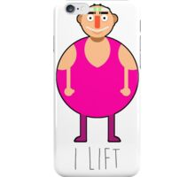 I Lift iPhone Case/Skin
