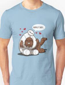 Hairiest Baby Unisex T-Shirt