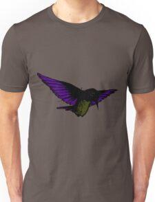 Hummingbird Flying Unisex T-Shirt