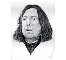 Biro Professor Snape  Poster