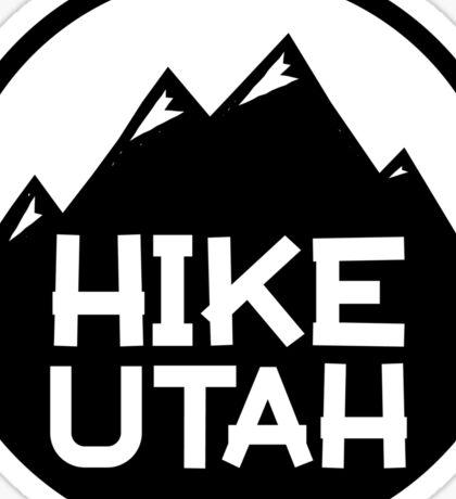 Hike Utah Sticker