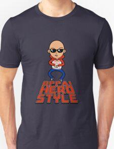 Oppai Hero Style T-Shirt