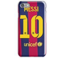 Lionel Messi Jersey Phone Case iPhone Case/Skin