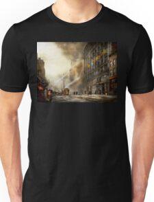 Fireman - Brooklyn NY - Surprise 1909 Unisex T-Shirt