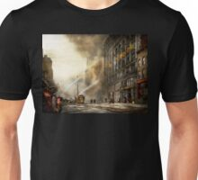 Fireman - Brooklyn NY - Surprise 1909 Unisex T-Shirt