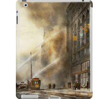Fireman - Brooklyn NY - Surprise 1909 iPad Case/Skin
