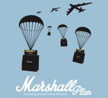 Marshall Plan - Promoting Europe's Music Recovery One Piece - Short Sleeve