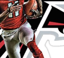 Julio Jones Falcons Sticker