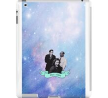 The X Files Space Dorks iPad Case/Skin