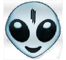 Skrillex Recess Logo Poster