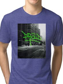Proud - version 1 - on the street Tri-blend T-Shirt