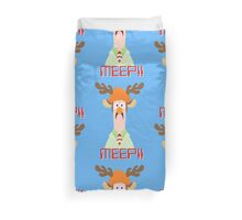 Meep Meep! Duvet Cover
