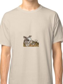 Mum and Baby Rabbit Classic T-Shirt