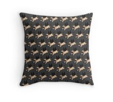 Majestic Pug Multiple Throw Pillow