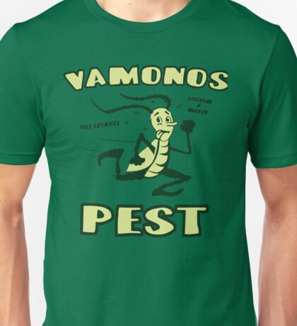 Breaking Bad: Vamonos Pest Unisex T-Shirt
