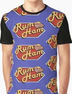 It's Always Sunny: Rum Ham Graphic T-Shirt