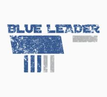 Blue Leader by simonbreeze