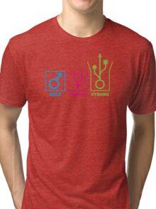 Gender Identification Tri-blend T-Shirt