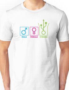 Gender Identification Unisex T-Shirt