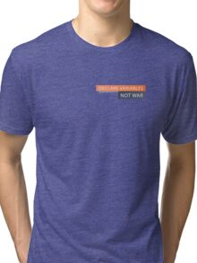 Declare Variables Tri-blend T-Shirt
