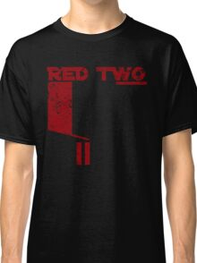 Red Two Classic T-Shirt