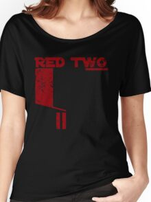 Red Two Women's Relaxed Fit T-Shirt