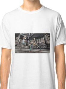 Sexy Sci-Fi 5 Classic T-Shirt