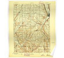 New York NY Ithaca 139732 1895 62500 Poster