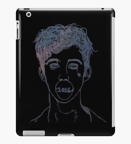 Troye Sivan 2016 iPad Case/Skin