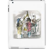 Music Den iPad Case/Skin