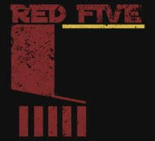 Red Five by simonbreeze