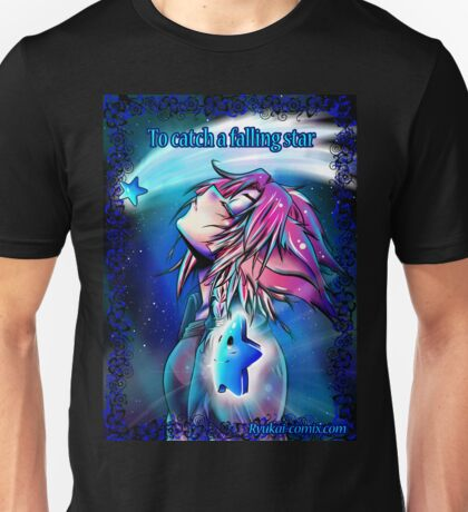 To catch a falling star  Unisex T-Shirt