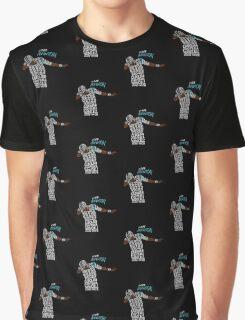 Cam Newton text design Graphic T-Shirt