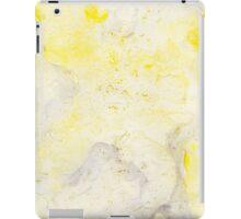 Yellow Wash iPad Case/Skin
