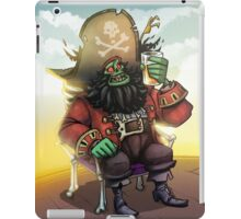 0029 - Bone Chair LeChuck iPad Case/Skin