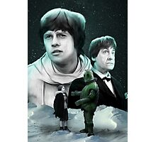Doctor Who - The Ice Warriors Photographic Print