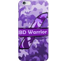 IBD Warrior camo Ribbon iPhone Case/Skin
