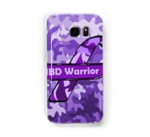 IBD Warrior camo Ribbon Samsung Galaxy Case/Skin