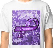 IBD Warrior camo Ribbon Classic T-Shirt