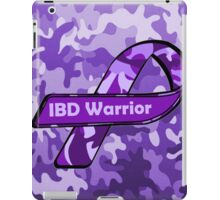 IBD Warrior camo Ribbon iPad Case/Skin