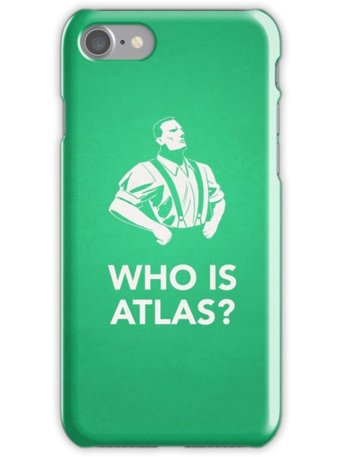 Bioshock: Who Is Atlas? by Carrie Wilbraham