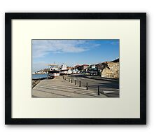 Vaiting for the new tourist season Framed Print
