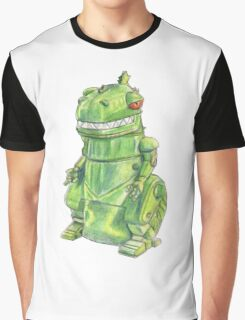 Reptar Graphic T-Shirt