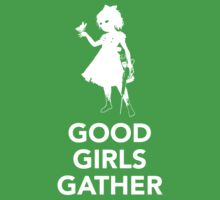 Bioshock: Good Girls Gather One Piece - Short Sleeve