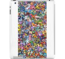 Pokemon Collage iPad Case/Skin