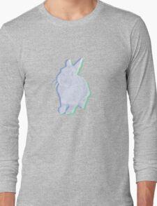 Blue Bunny Long Sleeve T-Shirt