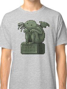Pixel Cthulhu Classic T-Shirt