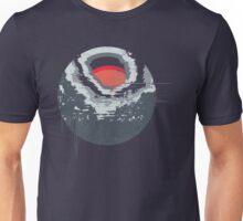 Digital Moonset  Unisex T-Shirt