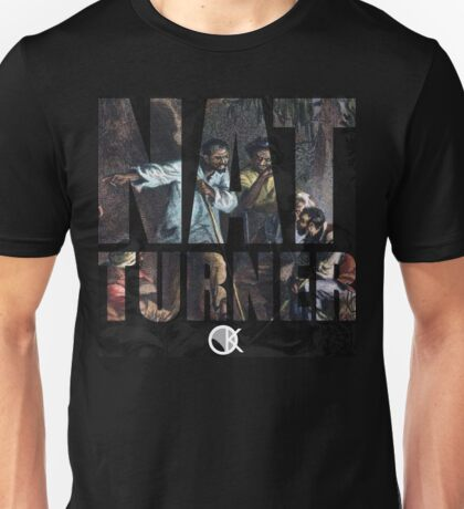 NAT TURNER  Unisex T-Shirt